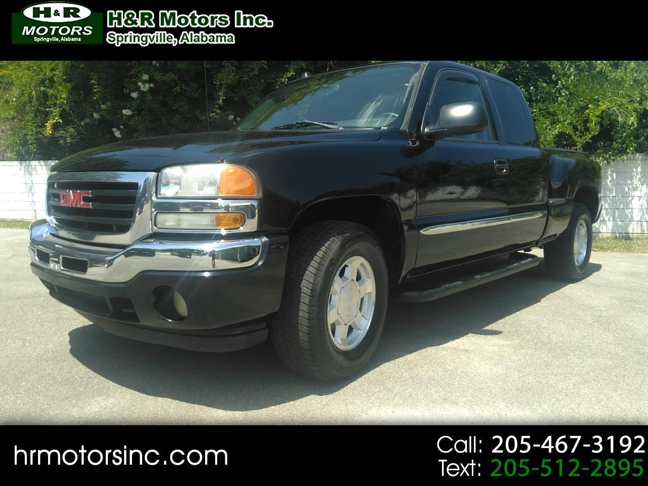 2005 GMC Sierra 1500 1500