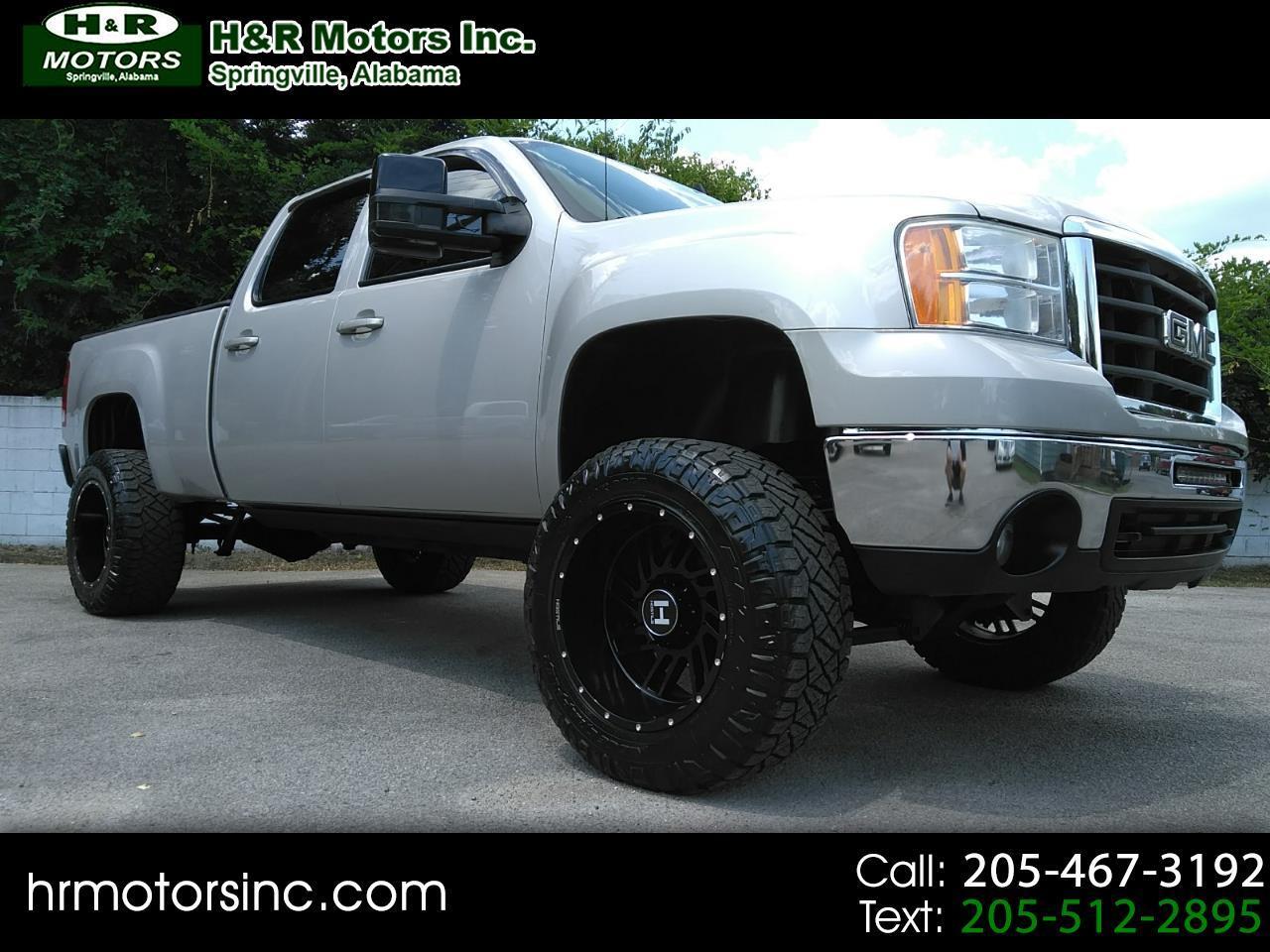 2008 GMC Sierra 2500HD 2500 HEAVY DUTY