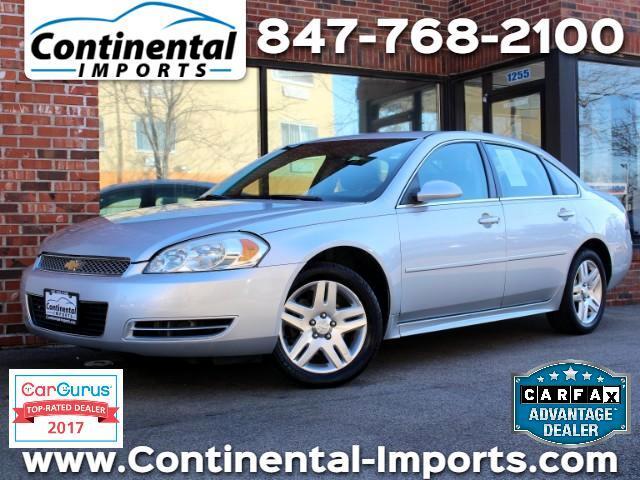 2012 Chevrolet Impala LT1