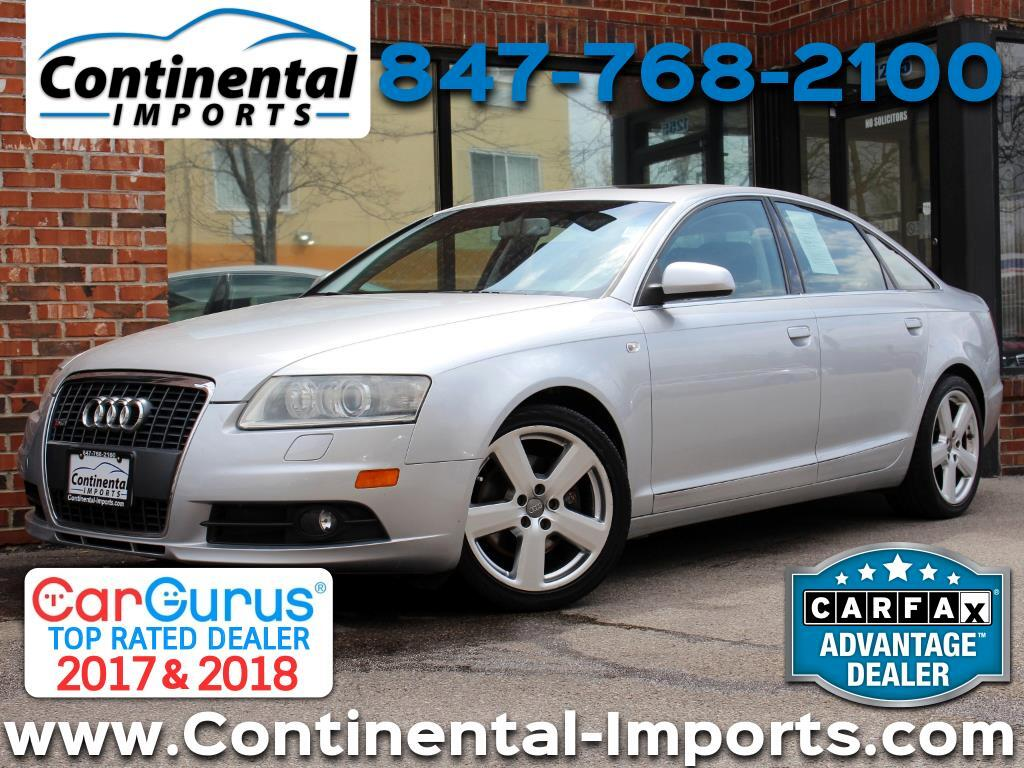 2006 Audi A6 S-LINE 3.2 with Tiptronic