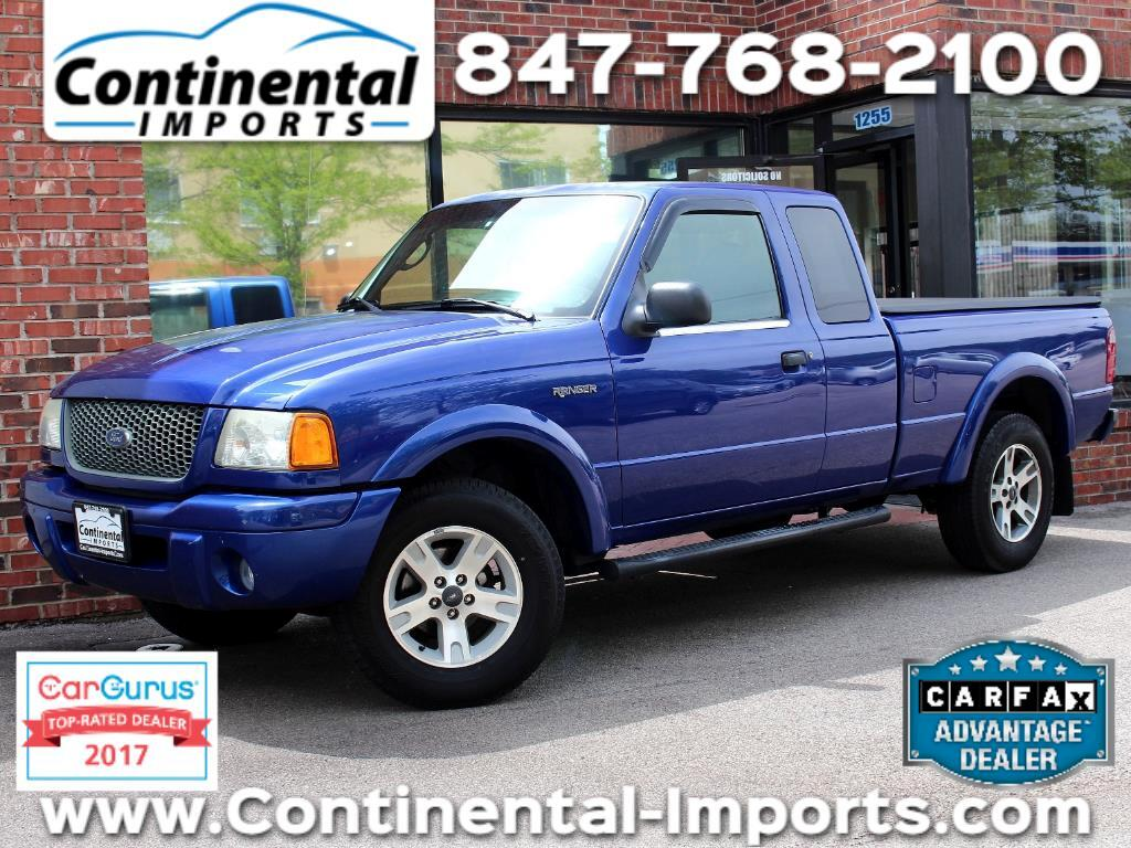2003 Ford Ranger TREMOR SuperCab 2WD - 354A