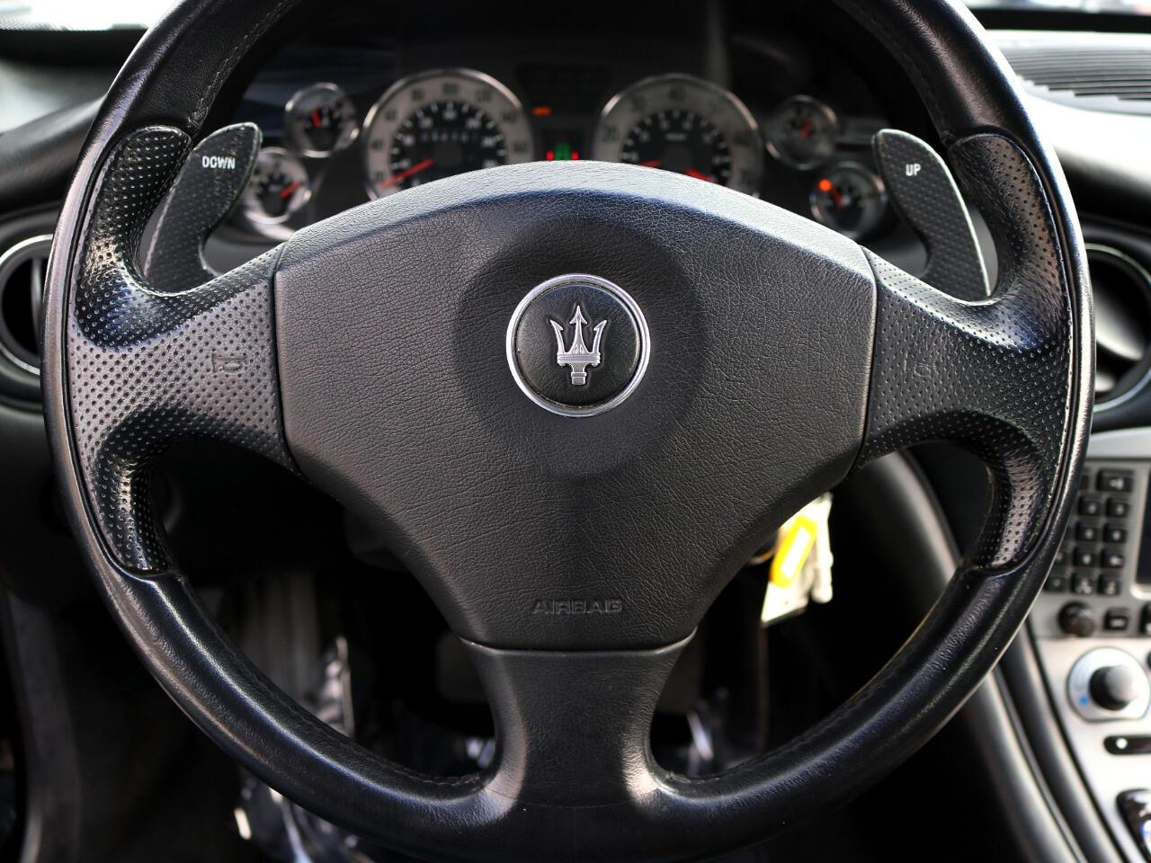 Maserati Coupe Cambiocorsa 2003