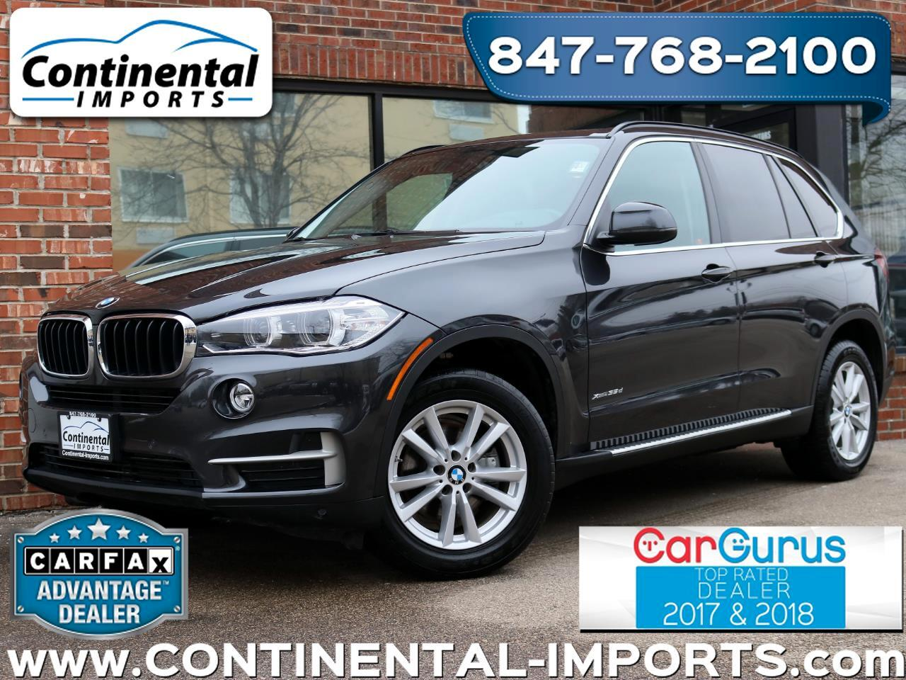 2015 BMW X5 xDrive35id