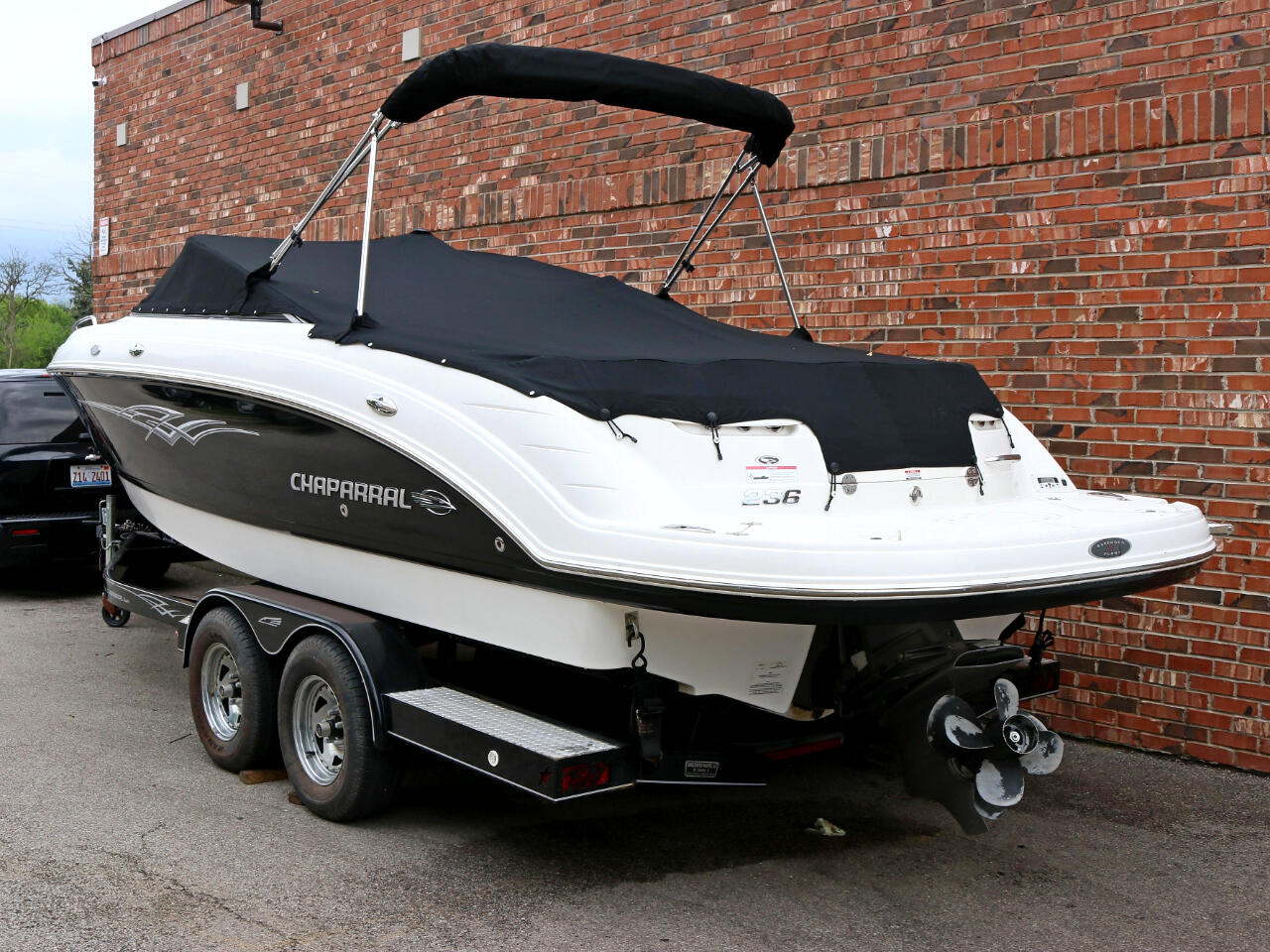 2008 Chaparral Pleasure Boat 236 SSI