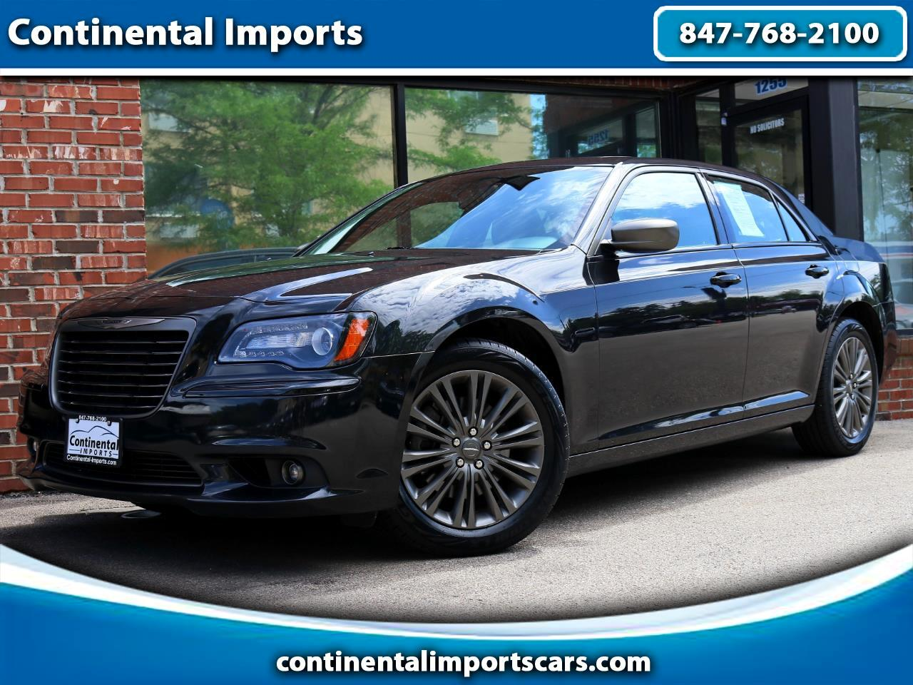 2014 Chrysler 300 C John Varvatos Luxury AWD