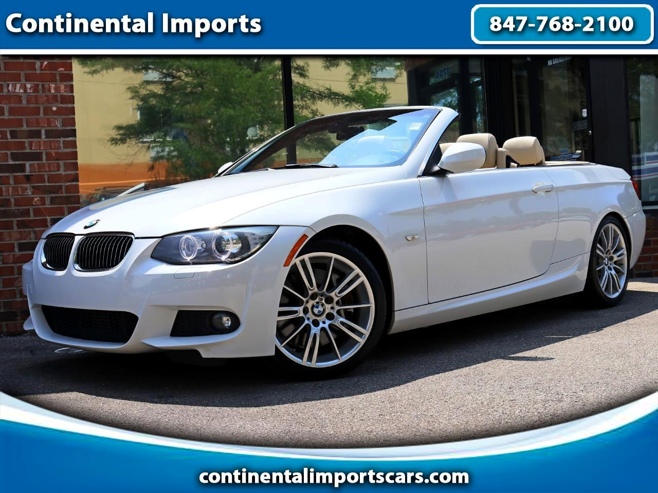 2011 BMW 3-Series 335i Convertible Msport