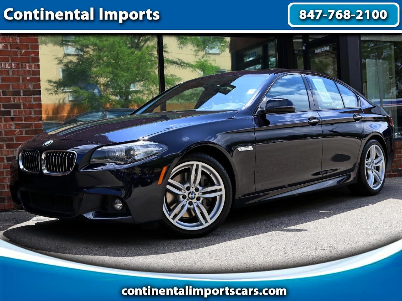 2016 BMW 5-Series 535i xDrive Msport