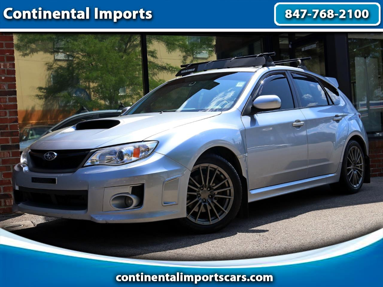 2014 Subaru Impreza WRX Hatchback