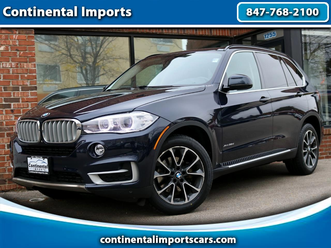 BMW X5 xDrive35id 2015