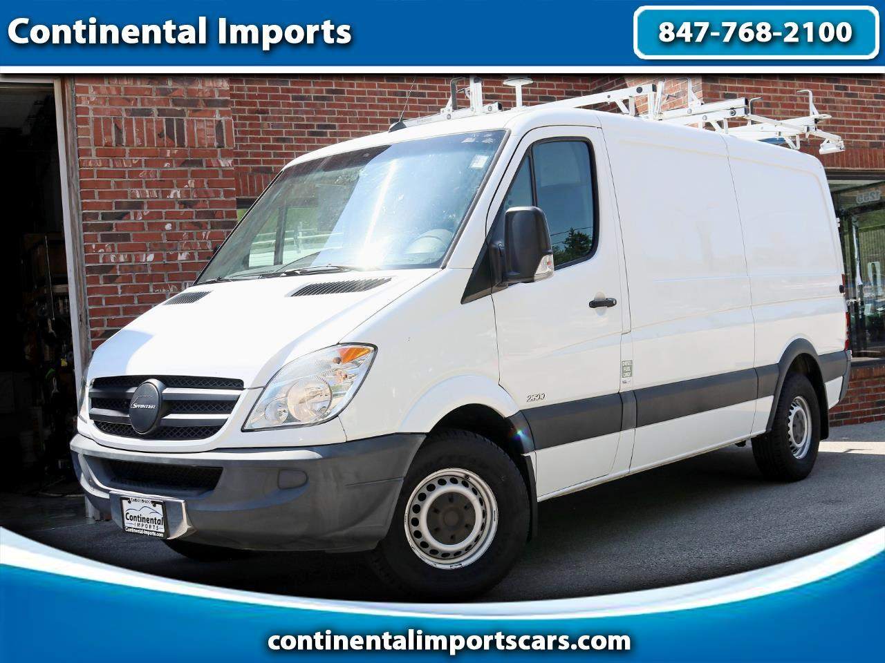 Mercedes-Benz Sprinter 2500 144-in. WB 2012