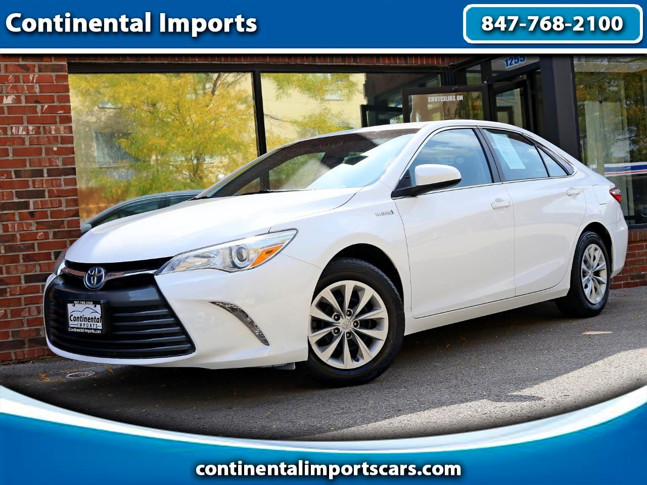 Toyota Camry Hybrid LE 2016