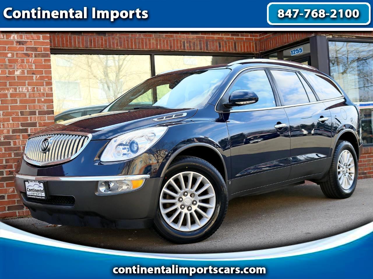 Buick Enclave CXL FWD 2009