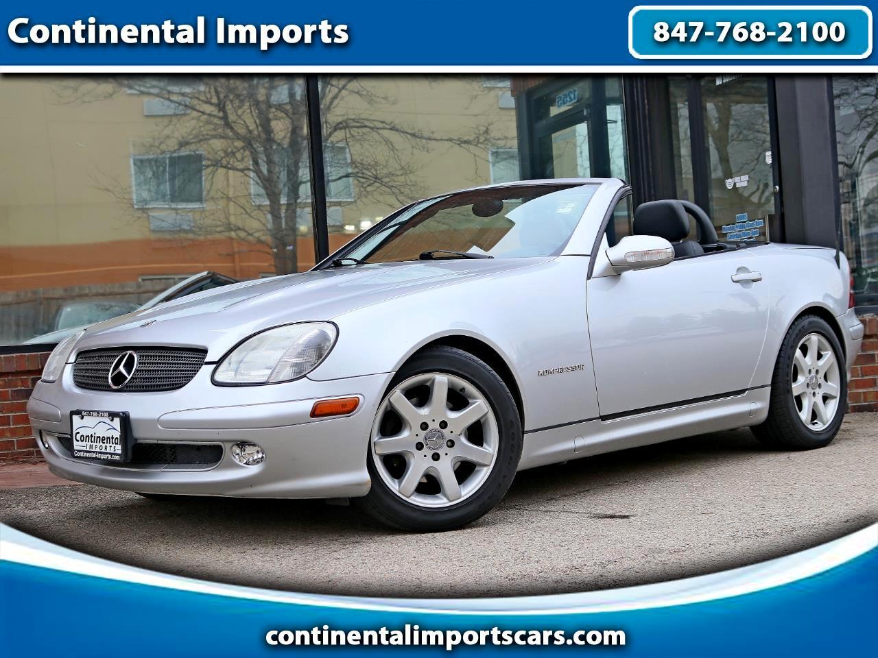 Mercedes-Benz SLK SLK230 2003