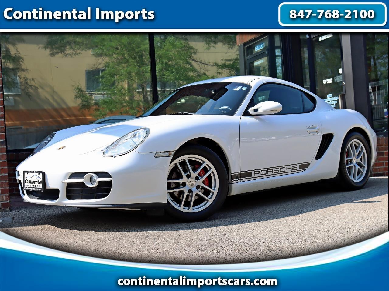 Porsche Cayman Base 2007