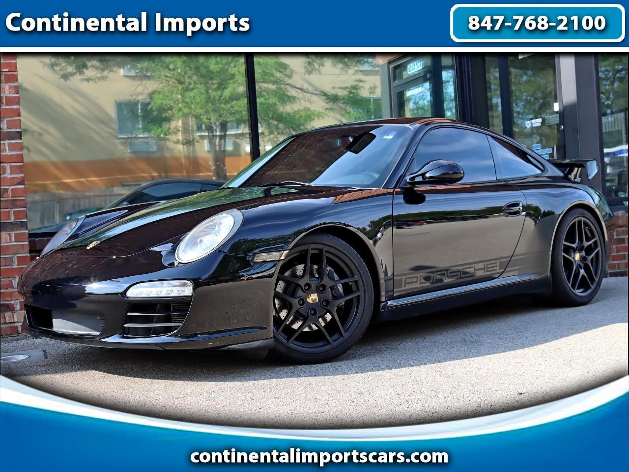 Porsche 911 Carrera Coupe 2010