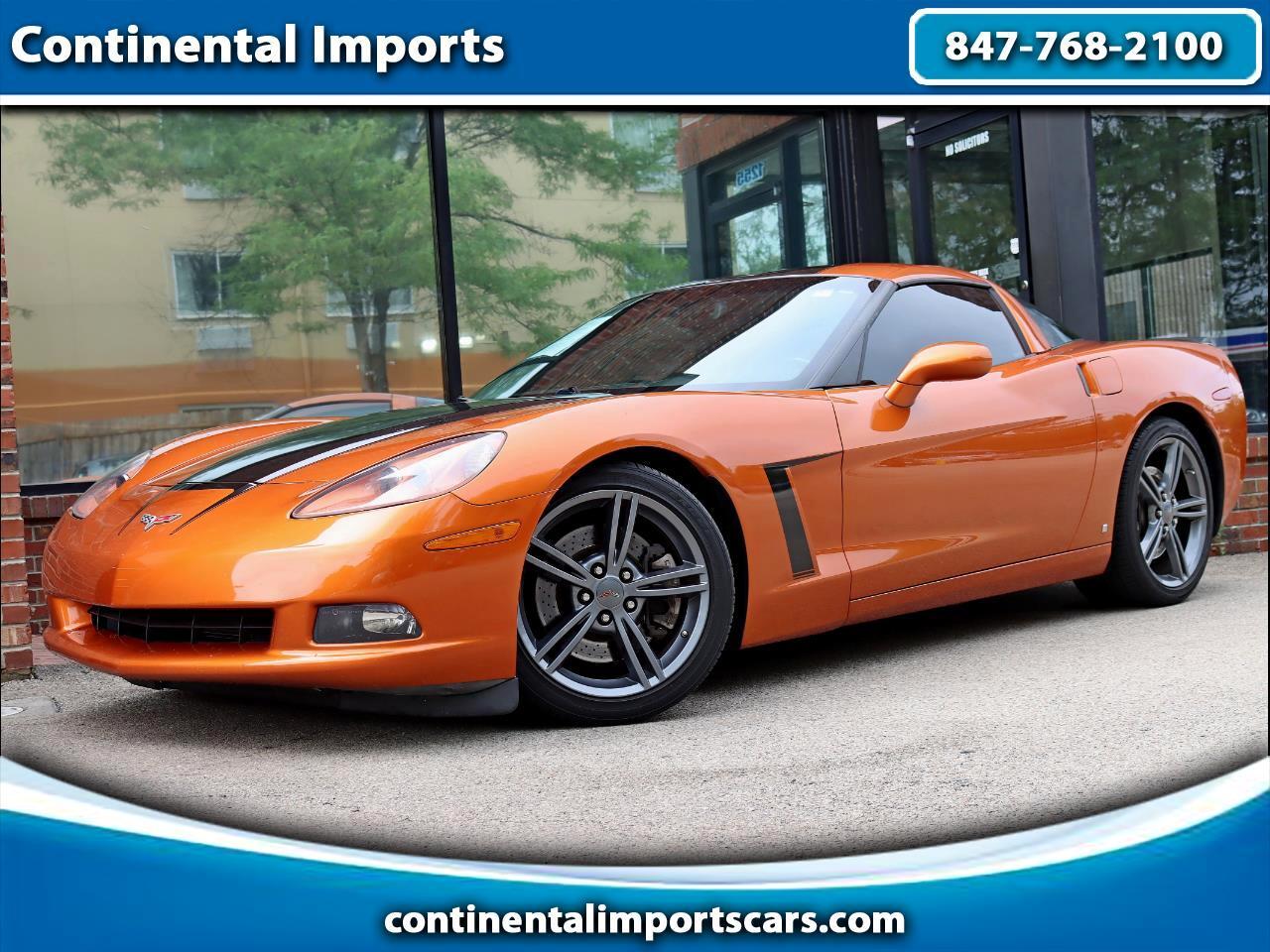 Chevrolet Corvette Coupe LT1 2008