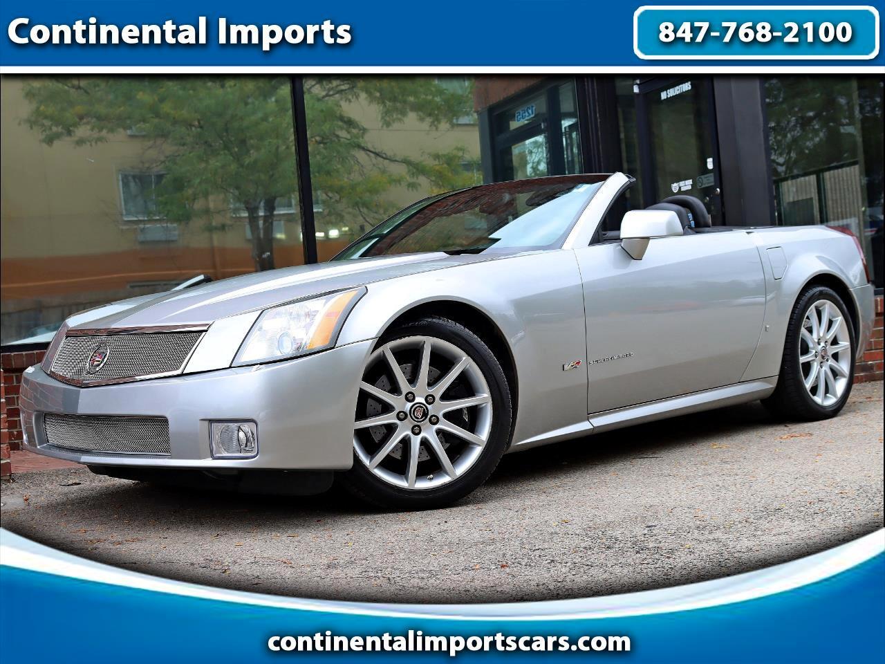 Cadillac XLR V 2007