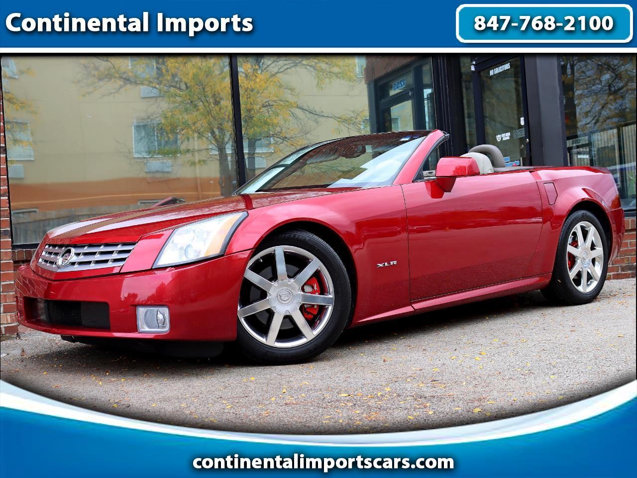 Cadillac XLR Convertible 2004