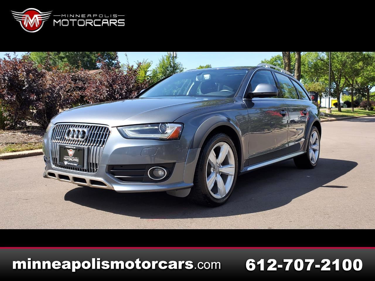 Audi allroad Premium Plus quattro 2013