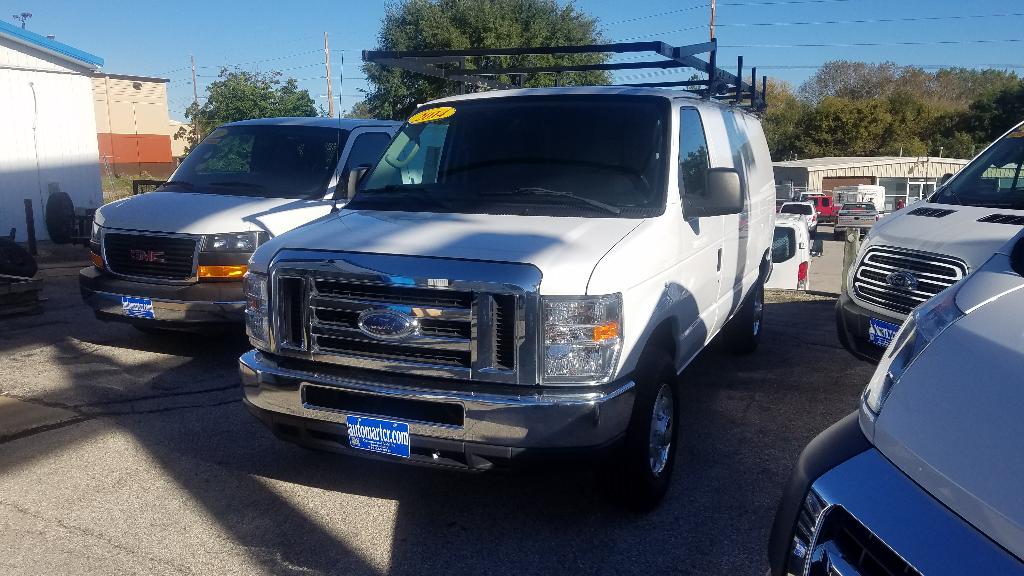 2014 Ford Econoline E-350 Super Duty
