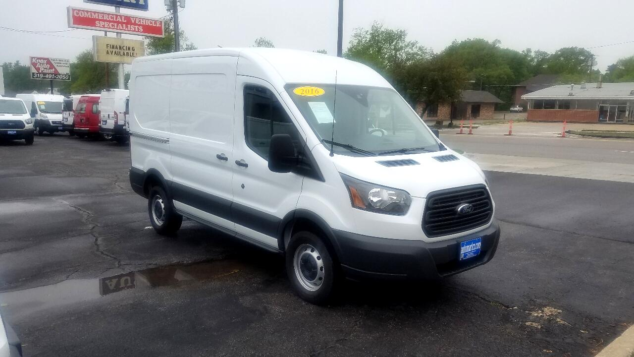 2016 Ford Transit 250 Van Med. Roof w/Sliding Pass. 130-in. WB