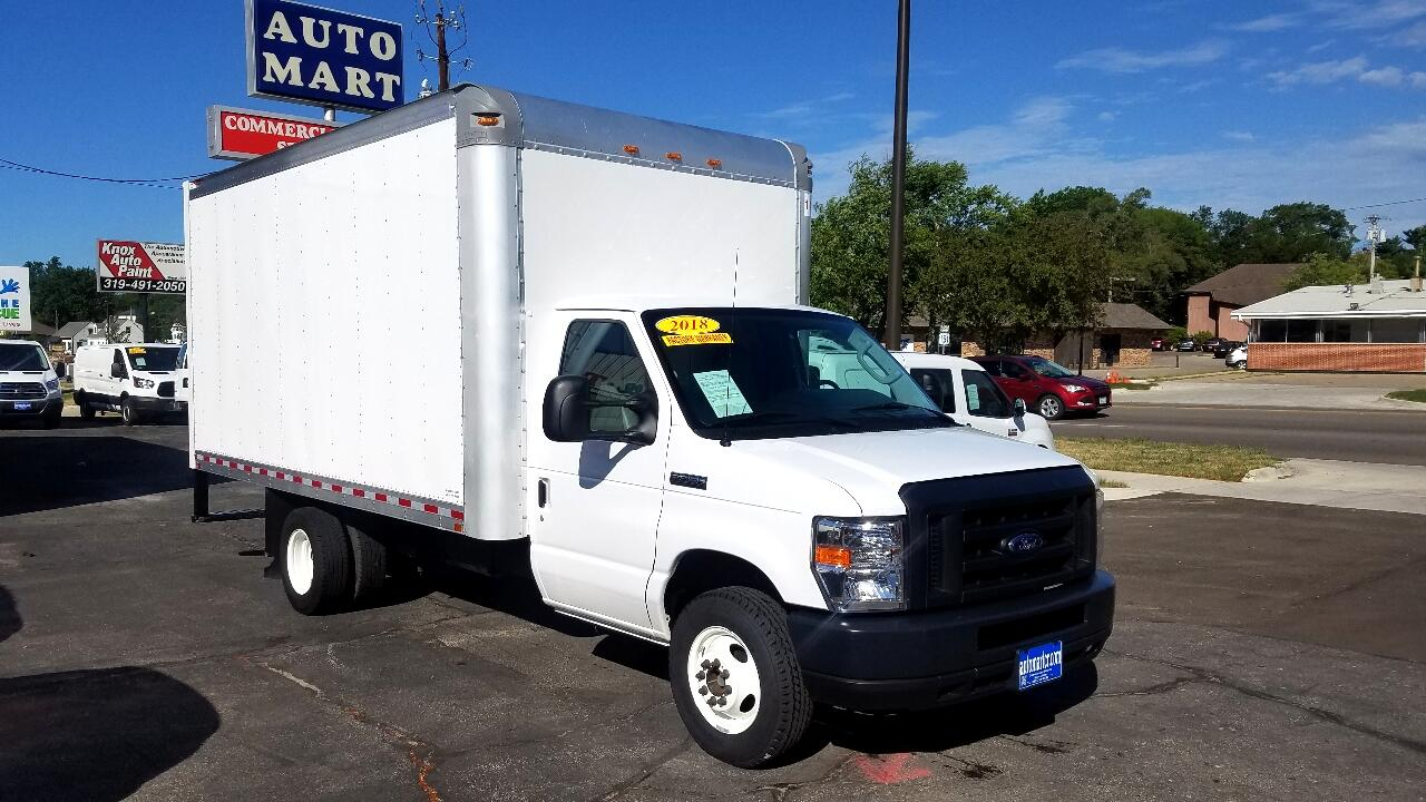 2018 Ford Econoline E-350 Super Duty
