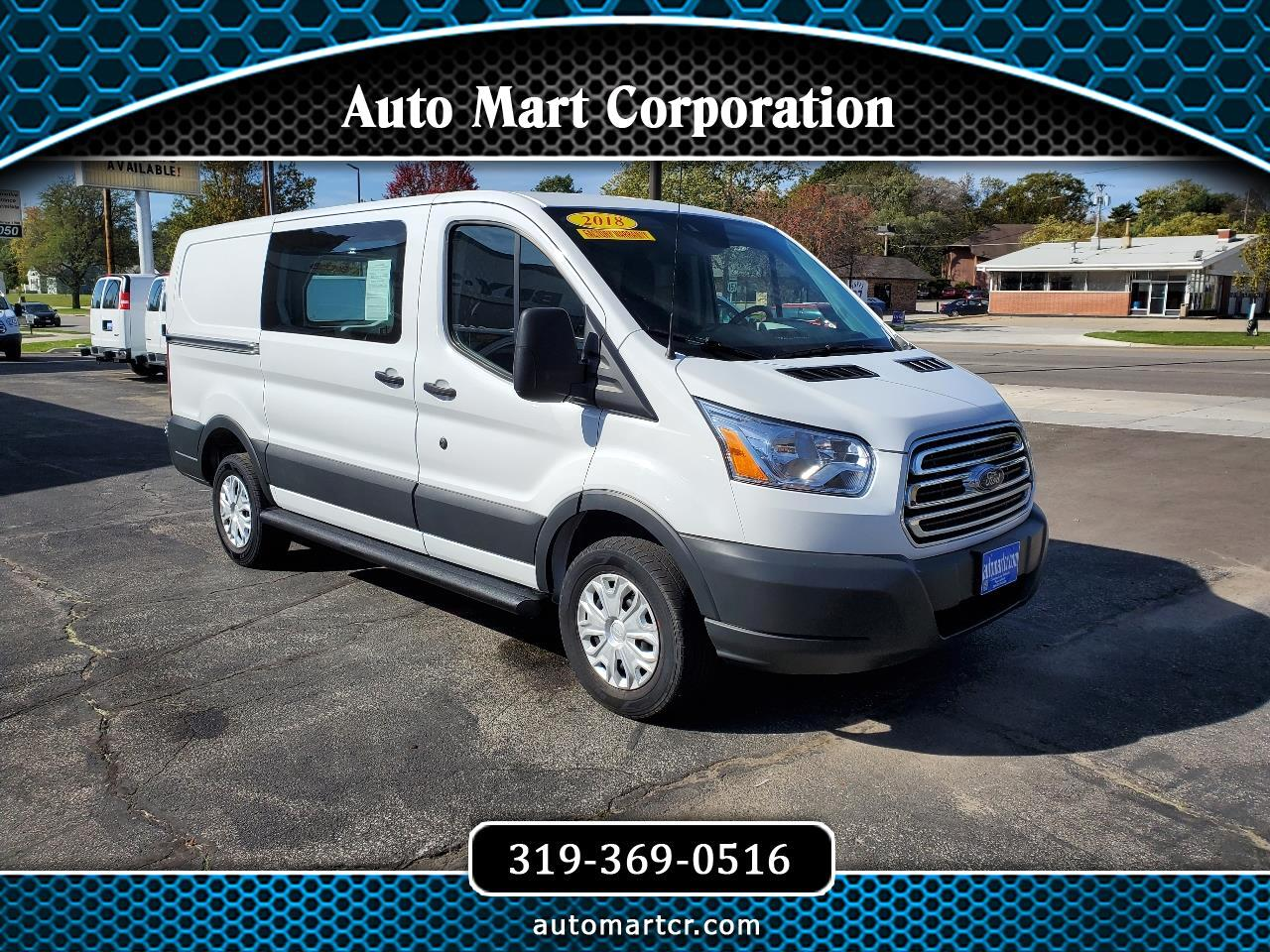 Ford Transit 250 Van Low Roof w/Sliding Pass. 130-in. WB 2018