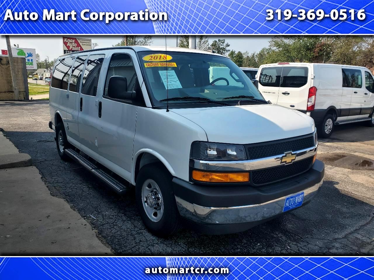Chevrolet Express LT 2500 2018