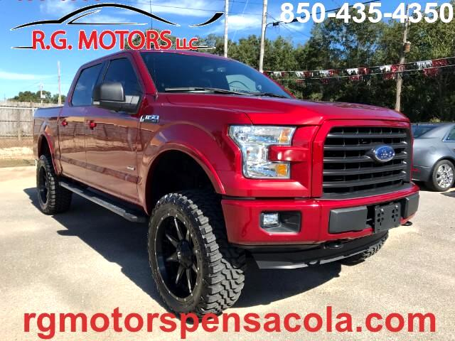 2015 Ford F-150 FX4 SuperCrew 5.5-ft. Bed 4WD