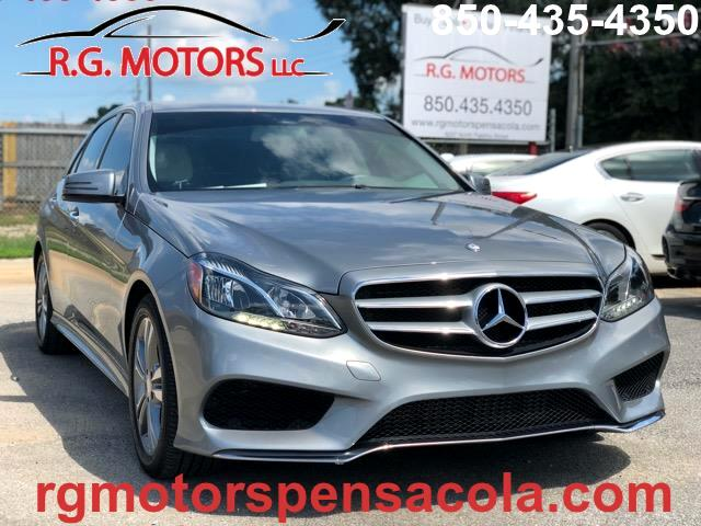 2014 Mercedes-Benz E-Class E250 Sport BlueTEC Sedan