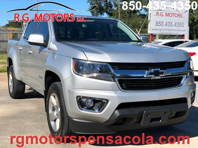 2016 Chevrolet Colorado LT2 Crew Cab 2WD