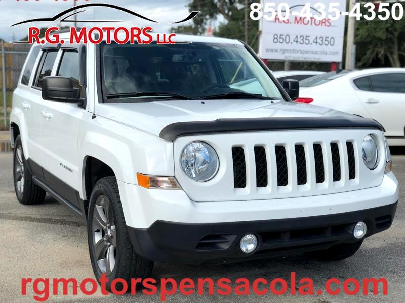 2015 Jeep Patriot FWD 4dr High Altitude