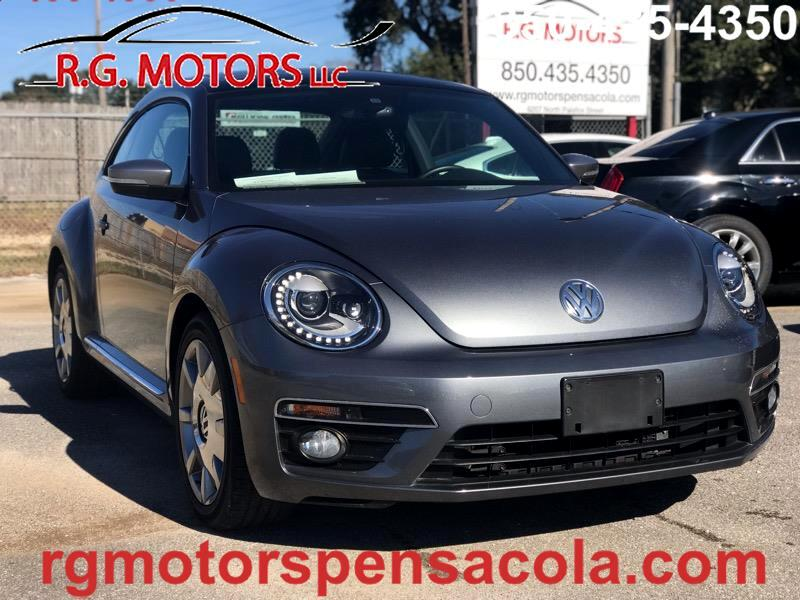 2014 Volkswagen Beetle TDI 6A w/ Sunroof, Sound & Nav