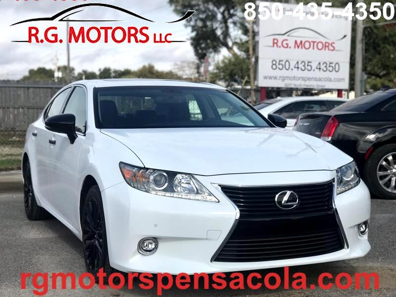 2015 Lexus ES 350 4dr Sdn Crafted Line