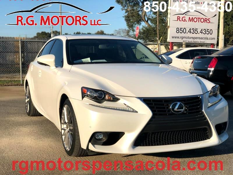 2016 Lexus IS IS Turbo RWD