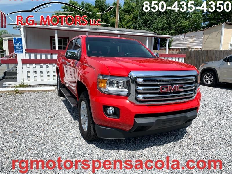 2016 GMC Canyon SLE Crew Cab 2WD