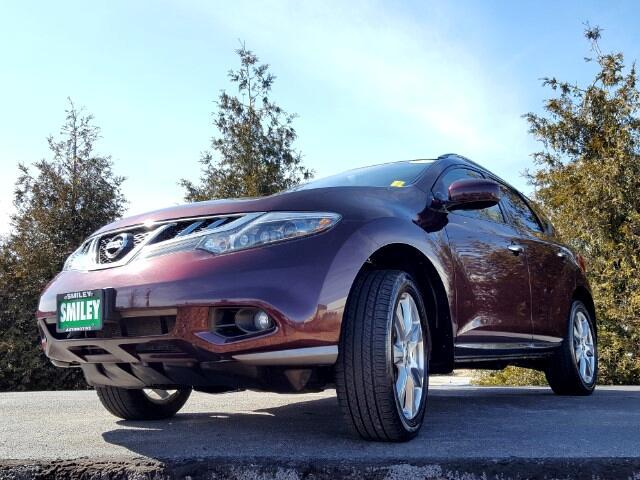2014 Nissan Murano AWD Platinum