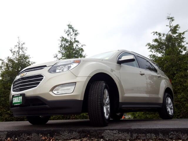 2016 Chevrolet Equinox LT 2WD