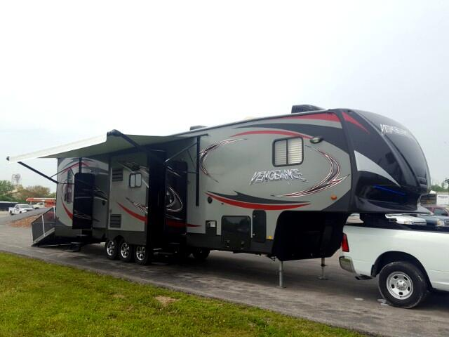 2014 Forest River VENGEANCE F377V