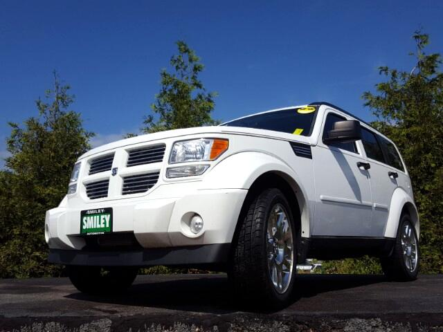 2011 Dodge Nitro Heat 2WD