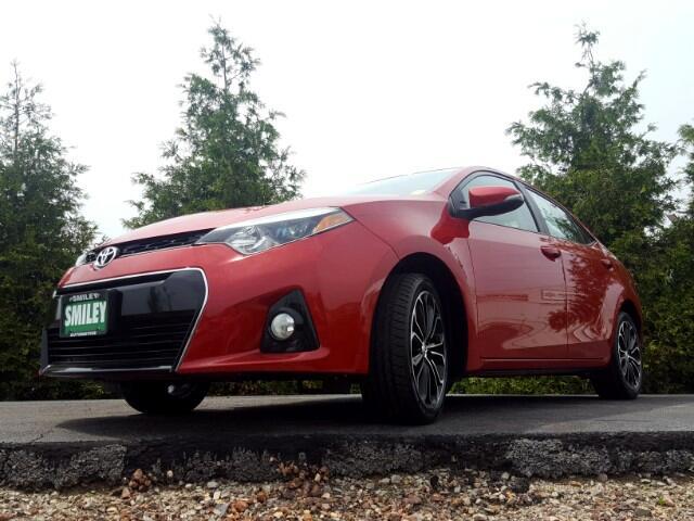 2016 Toyota Corolla S Premium CVT