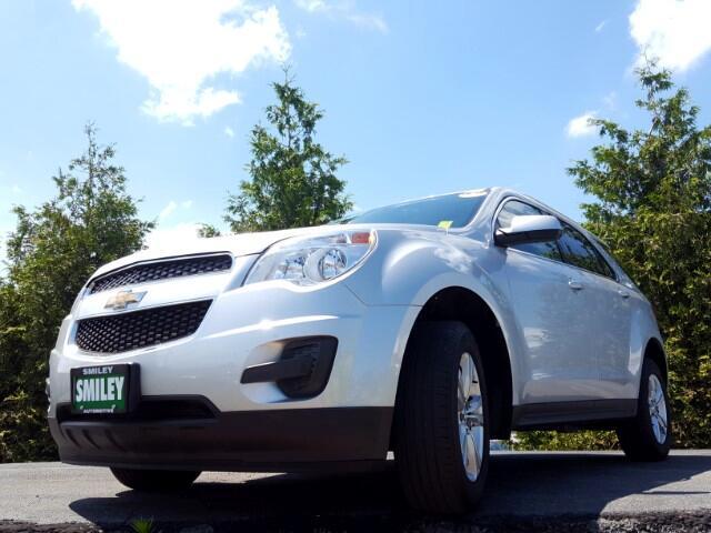 2015 Chevrolet Equinox 1LT 2WD