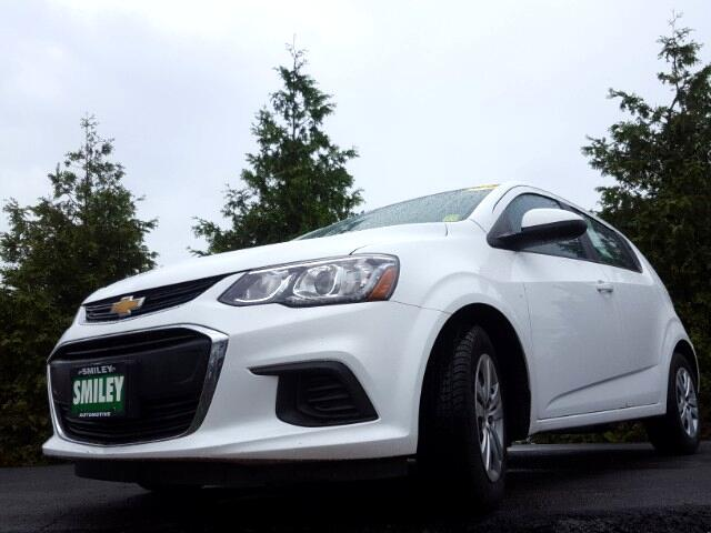 2017 Chevrolet Sonic FL Auto Hatchback