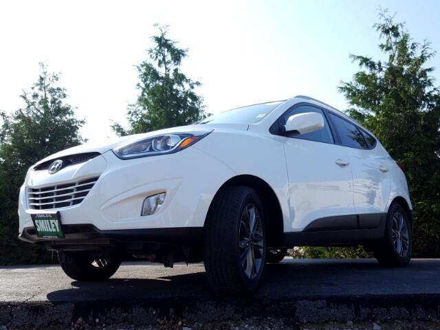 2014 Hyundai Tucson GLS AWD