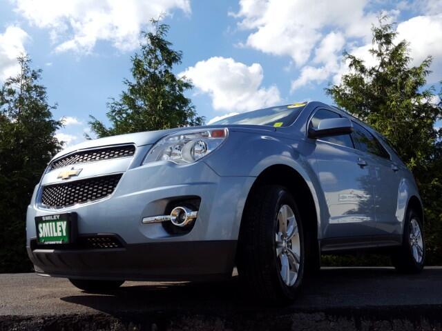 2015 Chevrolet Equinox FWD 4dr LT w/2LT