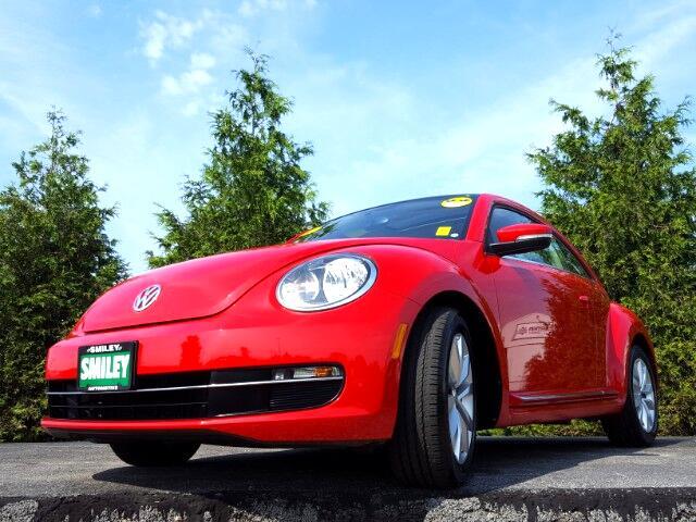 2014 Volkswagen Beetle 2dr DSG 2.0L TDI w/Sun/Sound/Nav