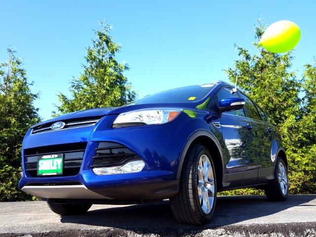 2016 Ford Escape FWD 4dr Titanium