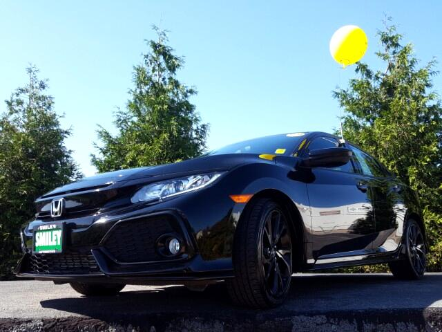 2017 Honda Civic Sport CVT