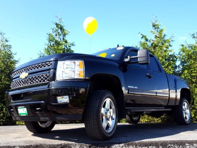 """2013 Chevrolet Silverado 2500HD 4WD Ext Cab 144.2"""" LT"""