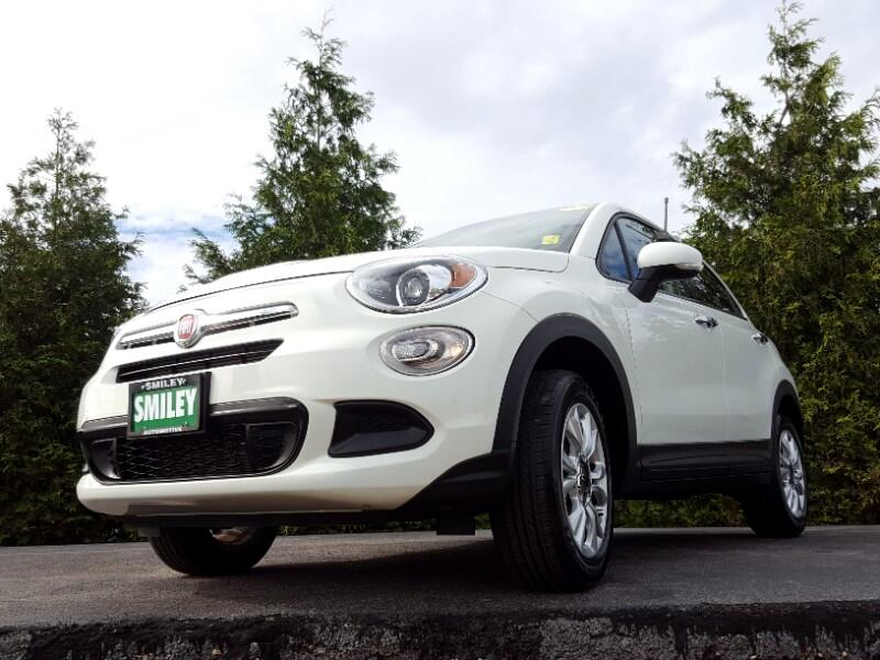 2016 Fiat 500x AWD 4dr Easy